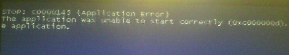 Исправление ошибки с0000145, после установки обновлений Windows, автор фото - Ярослав