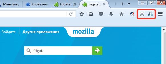 как разблокировать сайт в mozilla firefox