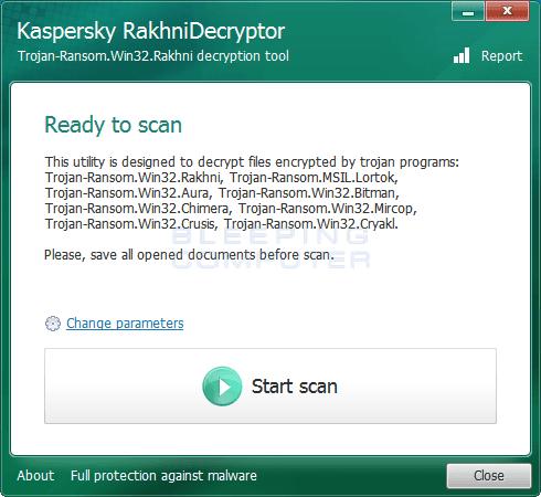 Расшифровка файлов после XData Ransomware