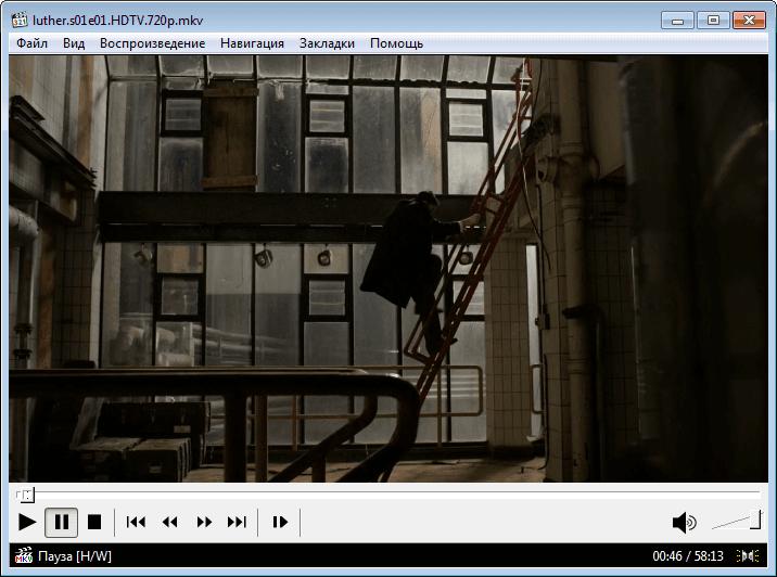 Решено: Нет звука при проигрывании файлов mkv