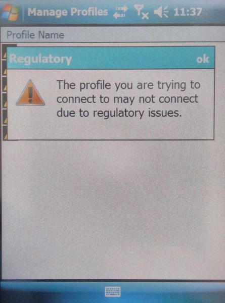 The_profile_you_are_trying_to_connect_to_may_not connect_due_to_ regulatory_issues_02