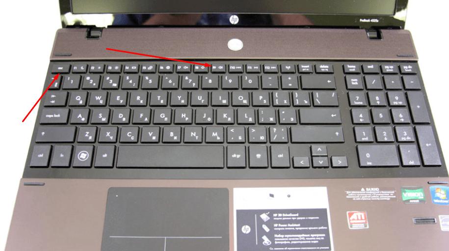 Установка windows 7 на hp probook 4525s