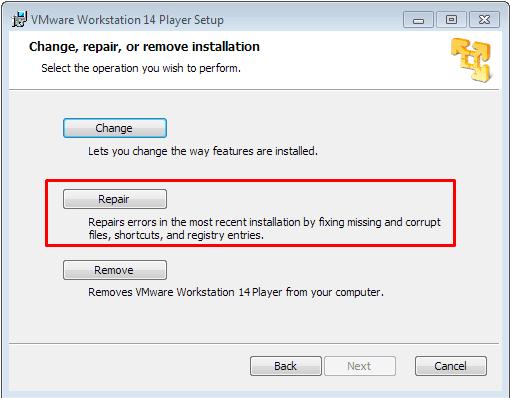 Vmware: Не работает сетевое соединение bridge на гостевой операционной системе
